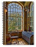 Castle Office Spiral Notebook