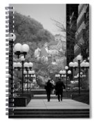Castle On A Hill Spiral Notebook