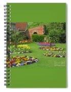 Castle Park Gardens  Spiral Notebook