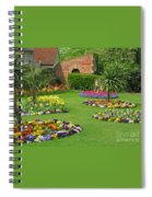 Castle Park Gardens  Spiral Notebook