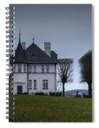 Castle Ploen Gatekeeper's House Spiral Notebook