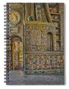 Castle Salon Spiral Notebook