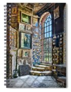 Castle Saloon Spiral Notebook