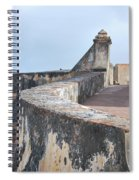 Castle Walls 2 Spiral Notebook