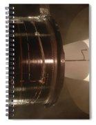 Castor 30 Rocket Motor Spiral Notebook