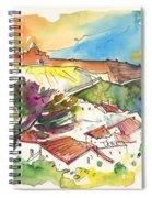 Castro Marim 2008 0207 Spiral Notebook