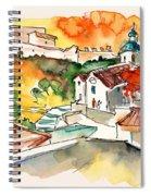 Castro Marim 2008 0208 Spiral Notebook