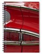 Cat Eye Spiral Notebook