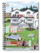 Cat Lovers Society  Spiral Notebook