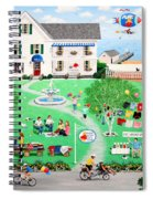 Cat Lovers Special Spiral Notebook