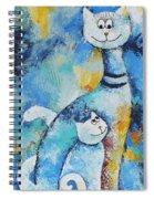 Cat Mommy Spiral Notebook