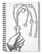 Cat-o'-nine-tails, 1552 Spiral Notebook