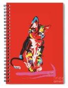 Cat Prins Spiral Notebook
