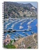 Catalina Harbor Spiral Notebook