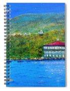 Catalina Island Night Spiral Notebook