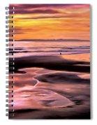 Catalina Sunset Spiral Notebook