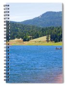 Catamount Fishermen Spiral Notebook