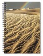 Catch A Rainbow Spiral Notebook