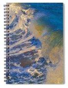 Catch A Wave Spiral Notebook