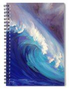 Catch Another Wave Spiral Notebook