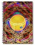 Catch The Sun Spiral Notebook