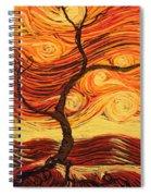 Catching A Dream Spiral Notebook
