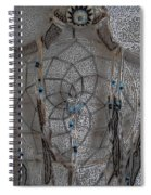 Catching Dreams Spiral Notebook