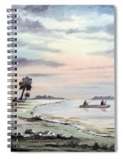 Catching The Sunrise - Hagens Cove Spiral Notebook