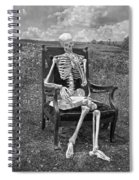 Catching Up On Human Anatomy And Physiology II Spiral Notebook