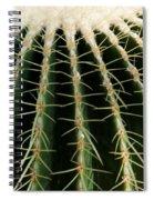 Catcus Details Spiral Notebook