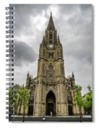 Catedral Del Buen Pastor Spiral Notebook