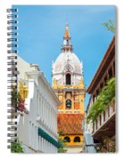 Cathedral And Balconies Spiral Notebook