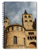 Cathedral And Church Of Our Lady  Spiral Notebook