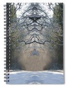 Cathedral And Its Spirit Spiral Notebook