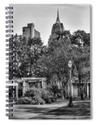Cathedral And Rsa Spiral Notebook