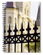 Cathedral Basilica Spiral Notebook