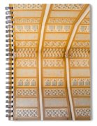 Cathedral Ceiling Spiral Notebook