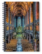 Cathedral Chapel Spiral Notebook