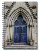 Cathedral Church Of St James 1105 Spiral Notebook