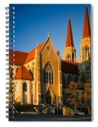 Cathedral Helena Montana Spiral Notebook