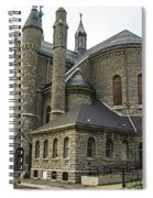 Cathedral In Buffalo Spiral Notebook