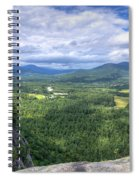 Cathedral Ledge View Spiral Notebook