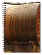 Cathedral Of Champagne Spiral Notebook