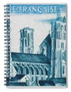 Cathedral Of Laon Spiral Notebook