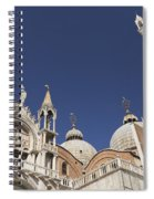 Cathedral Of San Marco  Spiral Notebook