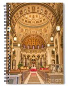 Cathedral Of The Sacred Heart 2 Spiral Notebook