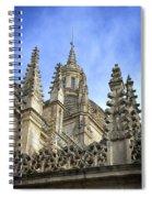 Cathedral Spires Spiral Notebook