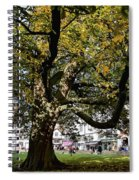 Cathedral Square - Exeter Spiral Notebook