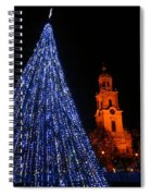 Cathedral Square  Spiral Notebook