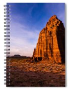 Cathedral Temples Spiral Notebook